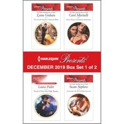 Harlequin Presents - December 2019 - Box Set 1 of 2 - eBook