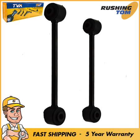 New Pair Of (2) Front Sway Bar Links Fits 05-10 Jeep Commander Grand Cherokee