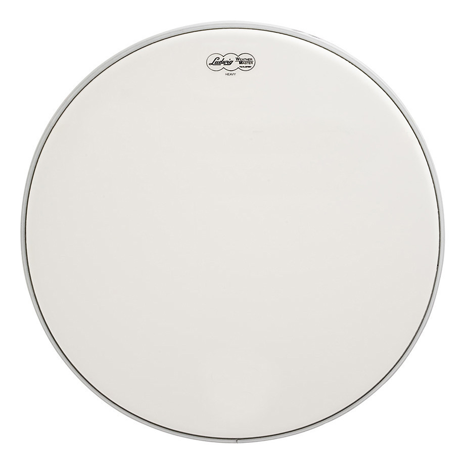 Ludwig 12 Heavy Coated Weather Master Batter Drum Head by Ludwig Drums