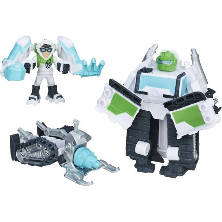 Playskool Heroes Transformers Rescue Bots Arctic Rescue Boulder](Rescue Bots Party Decorations)