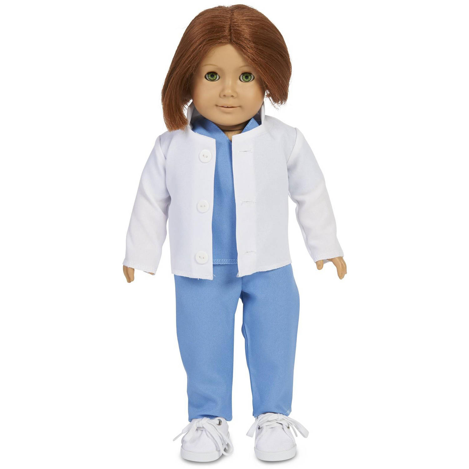 """Doctor 18"""" Doll Costume"""
