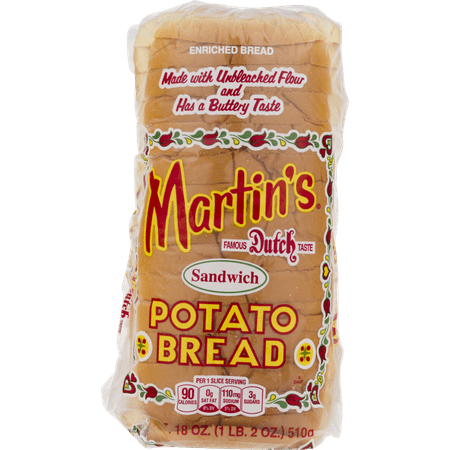 Martin's Sandwich Potato Bread- 16 slice 18 oz (4