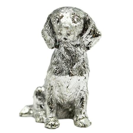 Miniature Pewter Dog Figure: Beagle - By Ganz