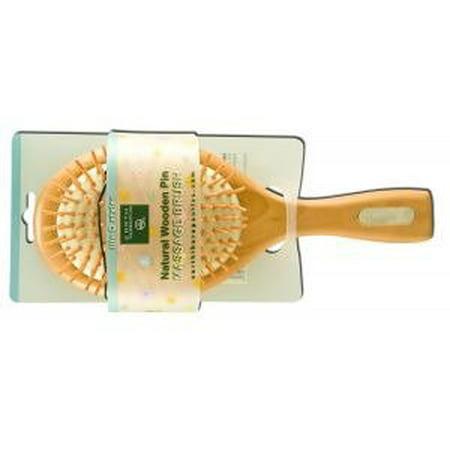 - Brush Wooden Pin - Large Earth Therapeutics 1 Brush