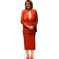 Nancy Pelosi Cardboard Cutout Standup