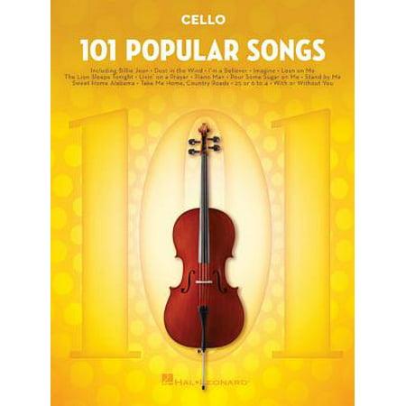101 Popular Songs : For Cello - Halloween Songs For Cello