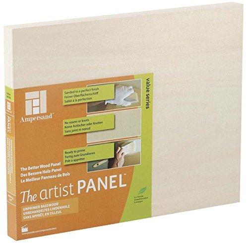 Ampersand Value Series Artist Wood Panels