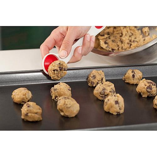 """Mrs. Fields Scoop-N-Cut Cookie Tool, 7.0"""" x 1.7"""" x 0.3"""""""