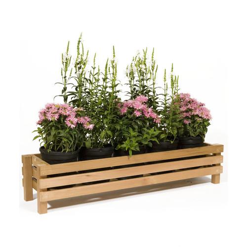Baltic Leisure Rectangular Planter Box