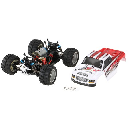 WLtoys A979-B 2.4G 1/18 Scale 4WD 70KM/h High Speed Electric RTR Truck RC Car - image 5 de 7