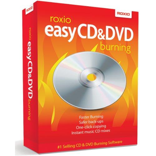 Roxio Easy CD & DVD Burning 2011 - Complete Product - 1 User - CD/DVD Burning - Standard Retail - CD-ROM - PC - Sonic Solutions 249000