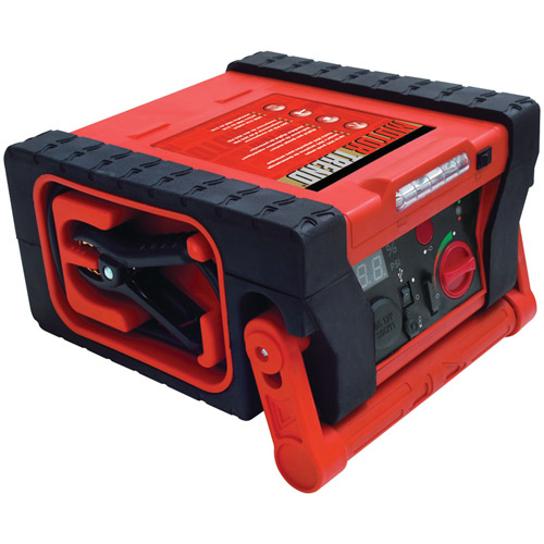 Motor Trend Jsm-0580 Compact Jump Starter with 260 PSI Compressor