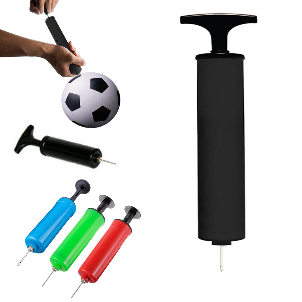 48 Air Pump Handheld Party Balloon Basketball Volley Ball Inflator Needle Soccer