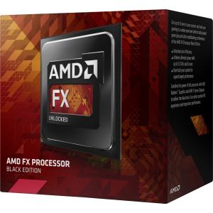 AMD FX-6300 Hexa-core (6 Core) 3.50 GHz Processor - Socket AM3+Retail Pack - 6 MB - 8 MB Cache - 64-bit Processing - 4.10 GHz Overclocking Speed - 32 nm - 95 W 95W 3500 MHZ BOX