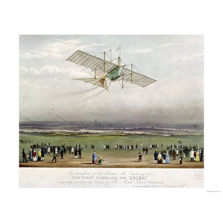 The Flying Machine, the Ariel,