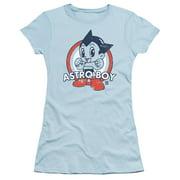 Astro Boy Target Juniors Short Sleeve Shirt