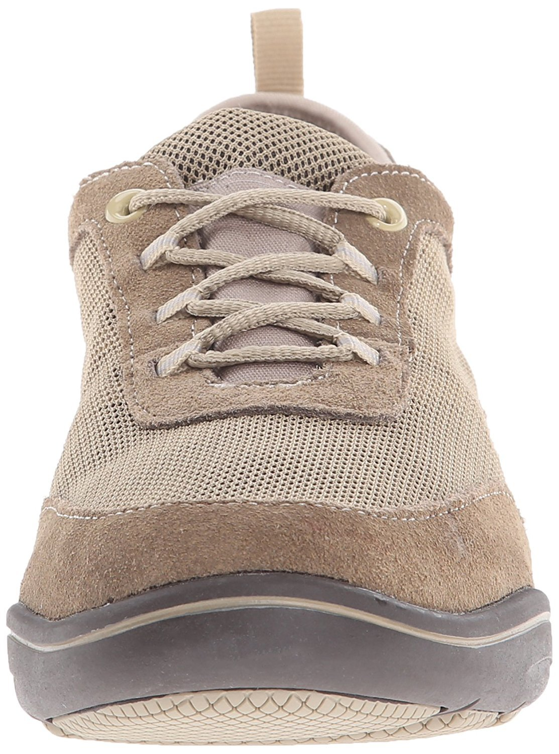 Grasshoppers Women's Explore Lace Fashion Sneaker,Taupe,6 N US