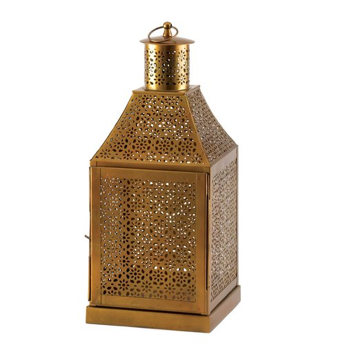 Malibu Creations Signature Series Oracle Metal Lantern