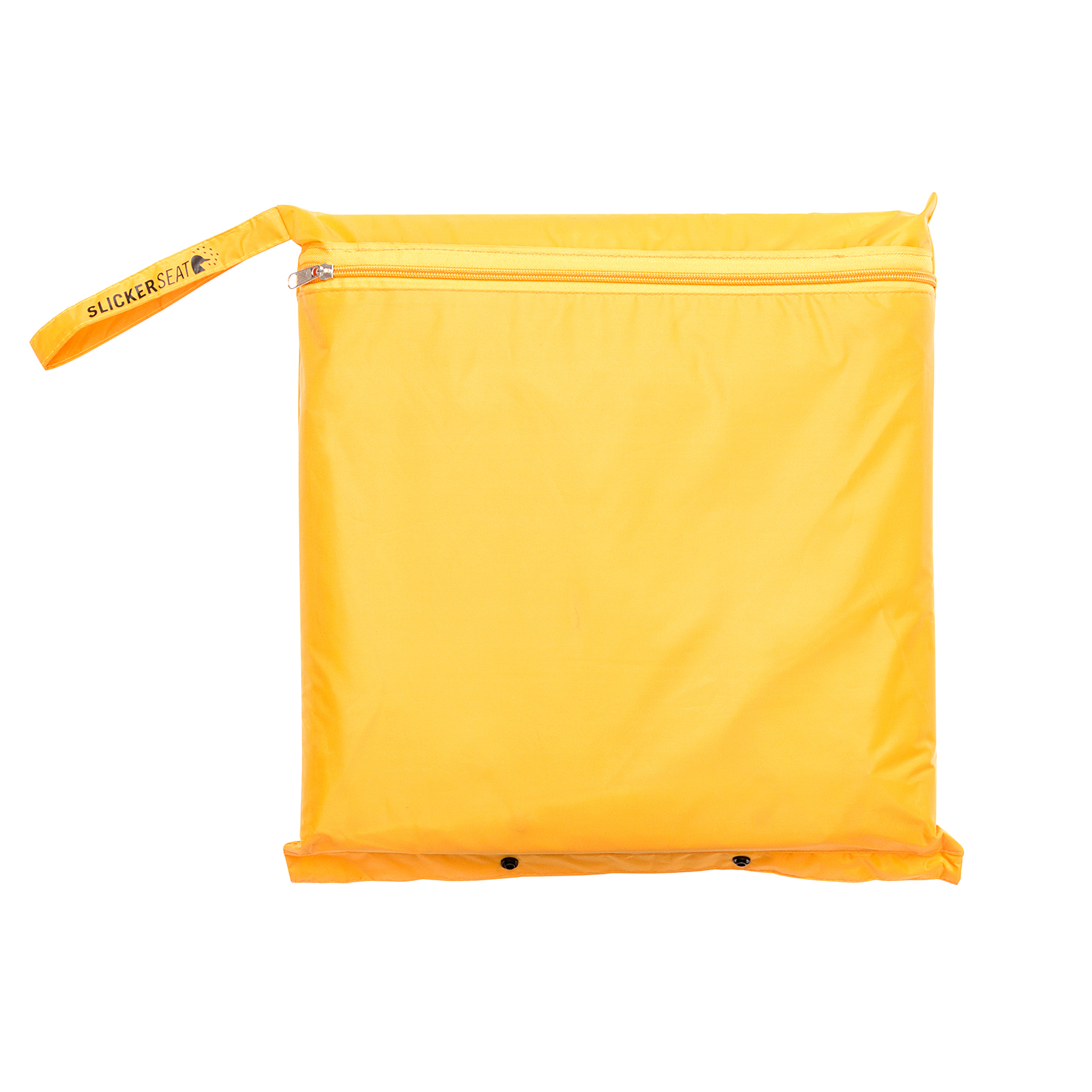 Built-In Portable Poncho w//Stadium Seat Cushion Slicker Seat Unisex Raincoat