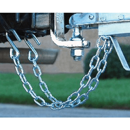 CE Smith Trailer Coupler Safety Chains (1 Pair)