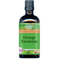 Orange (Natural) Bakery Emulsion (4 oz, ZIN: 527230)