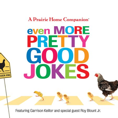 Even More Pretty Good Jokes - Audiobook](Good Halloween Jokes And Riddles)
