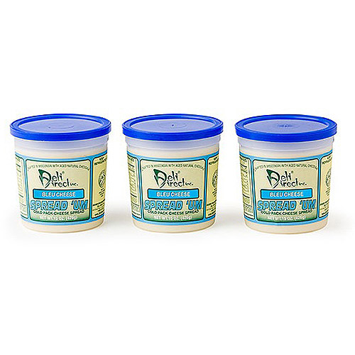Deli Direct Spread 'Um Blue Cheese Cheese Spread, 45 oz by Generic