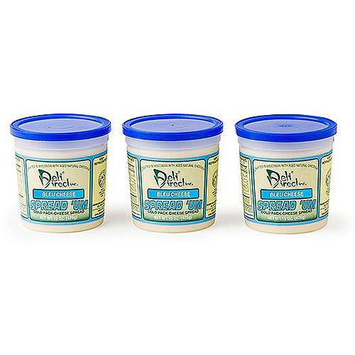Deli Direct Spread 'Um Blue Cheese Cheese Spread, 45 oz