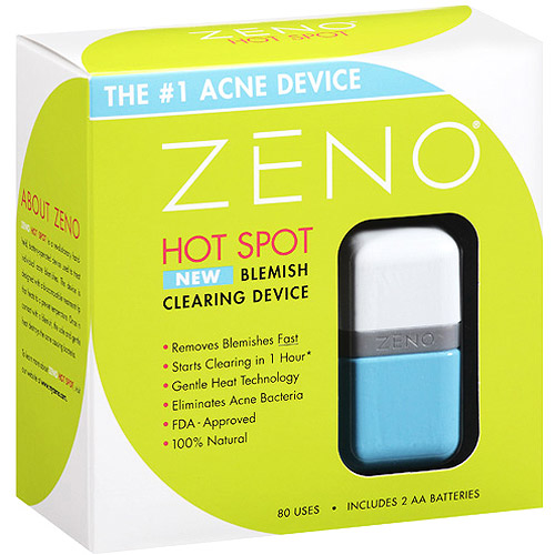 Zeno Hot Spot Blemish Clearing Device