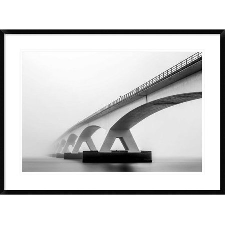 Global Gallery Shades Of Gray By Sus Bogaerts Framed Photographic Print