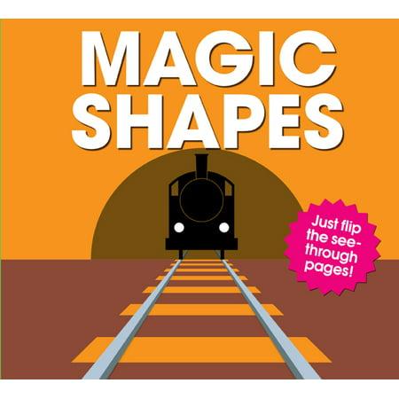Magic Shapes - Magic Color Scratch Halloween Shapes