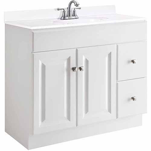 Design House Wyndham 36u0027u0027 Single Bathroom Vanity Base