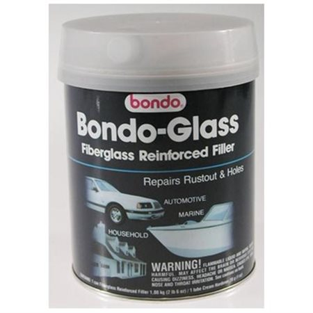 Bondo 272 3m 1 Quart Bondo-Glass Kit