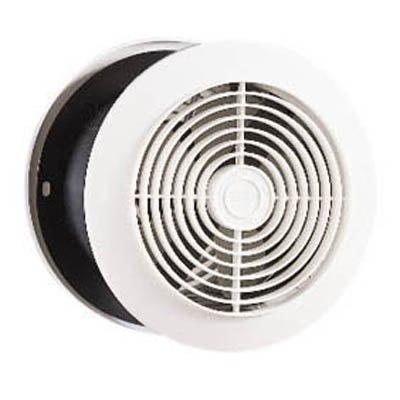 BroanNutone M In Utility Exhaust Fan Walmartcom - Broan through wall exhaust fans