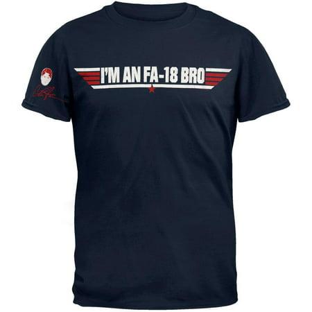 Charlie Sheen - FA-18 Bro T-Shirt](Charlie Sheen For Halloween)