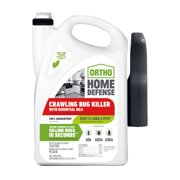 Ortho Home Defense Crawling Bug Killer with Essential Oils, Half Gallon