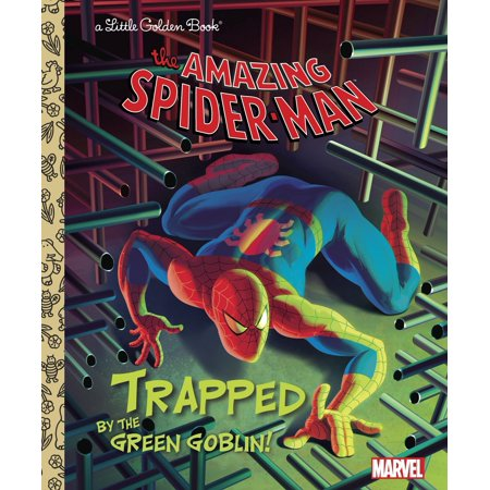 Trapped by the Green Goblin! (Marvel: Spider-Man) (Light Dark Trap Team)