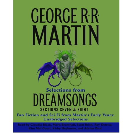 Dreamsongs Sections 7 & 8: The Siren Song of Hollywood & Doing the Wild Card Shuffle -