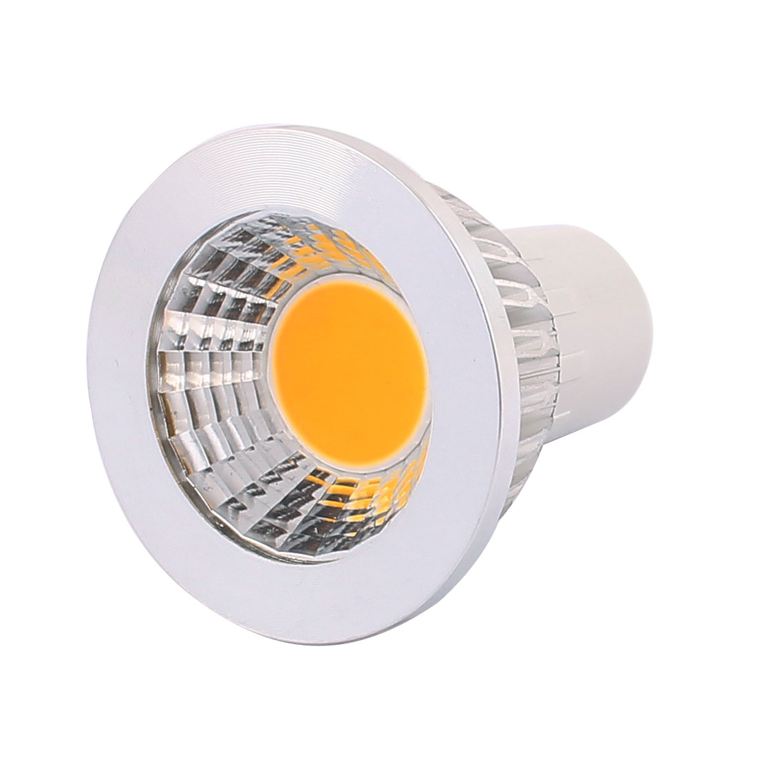 AC85-265V 3W GU5.3 Base COB LED Spotlight Lamp Bulb Downlight Warm White