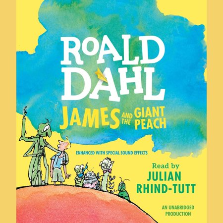 James and the Giant Peach - Audiobook