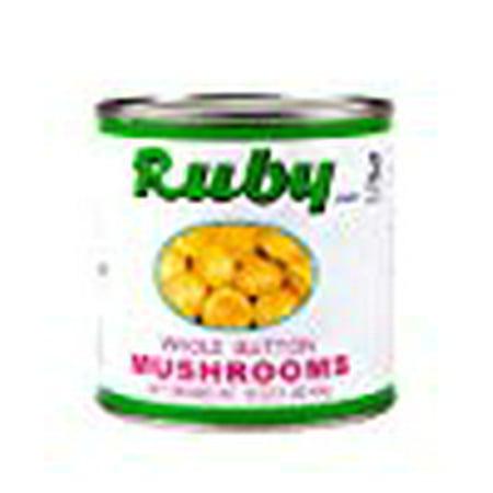 Ruby Whole Button Mushrooms 16 oz. ()