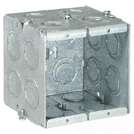 Steel City GW235 G 3 1 2D 2G MASON BOX Steel City GW235 G 3 1 2D 2G MA
