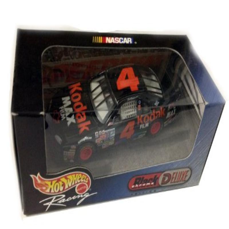 HOT WHEELS RACING Black Chrome Deluxe Edition / KODAK MAX...