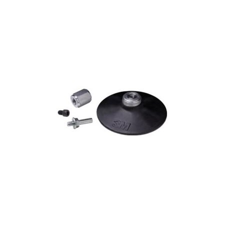 "3m 05541 4"" Roloc Disc Pad Assembly"