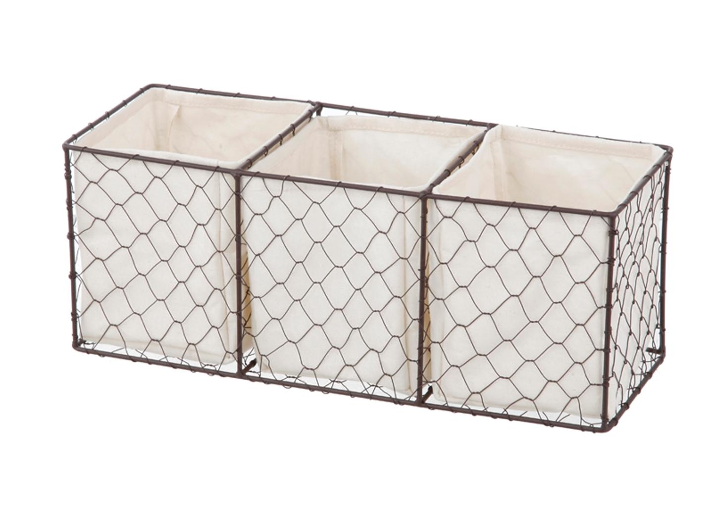 Better Homes And Garden Lined Chicken Wire Basket   Walmart.com