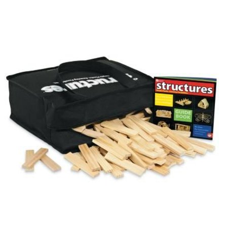 KEVA Structures 400 Plank Set