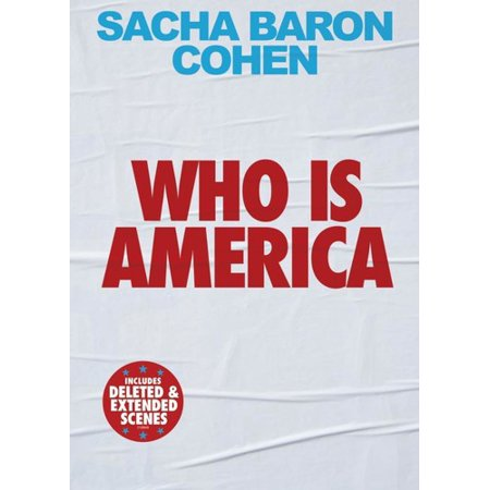 Who Is America? The Complete First Season (DVD)