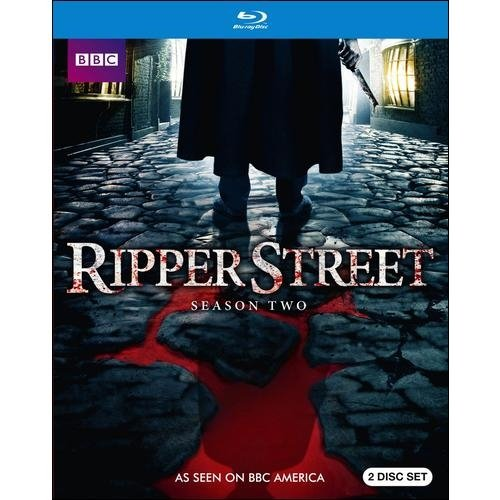Ripper Street: Season Two (Blu-ray) (Widescreen)