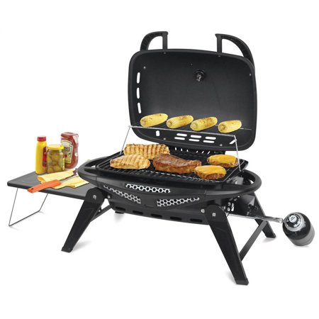Blue Rhino Crossfire Lp Gas Charcoal Portable Grill Best