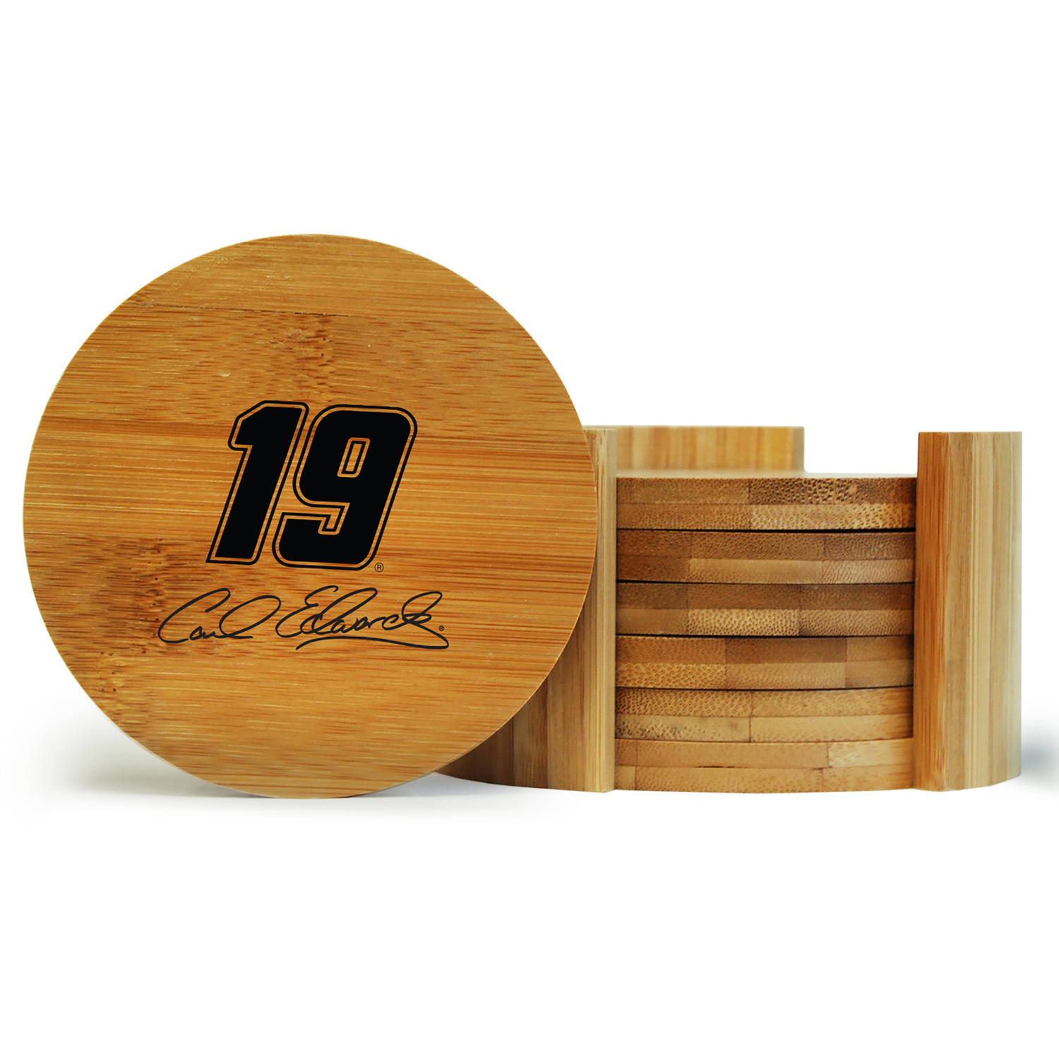 Carl Edwards Coasters